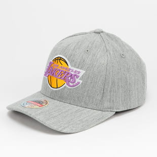Mitchell & Ness Team Heather Redline Snapback LA Lakers