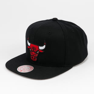 Mitchell & Ness Wool Solid Snapback Chicago Bulls