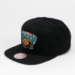 Mitchell & Ness Wool Solid Snapback Vancouver Grizzlies