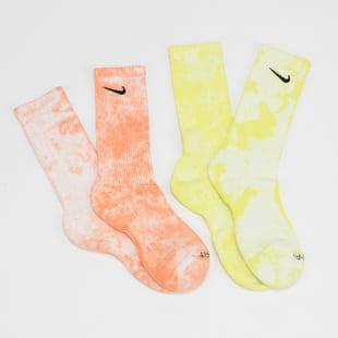 Nike U NK Everyday Plus Cush Crew Socks 2Pack
