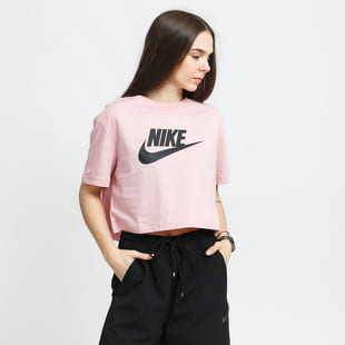 Nike W NSW Tee Essential Crop Icon