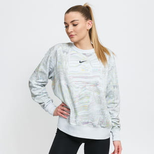Nike W NSW Trend Fleece Crew AOP