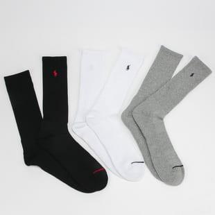 Polo Ralph Lauren 3Pack Crew Socks