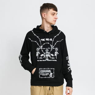 Sixth June Custom Print Oversized Hoodie