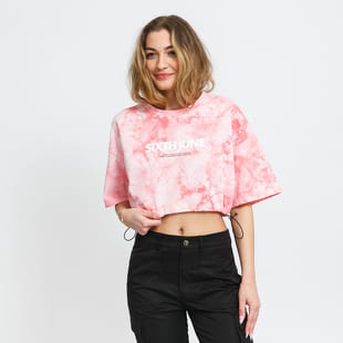 Sixth June W Tie Dye Crop Top