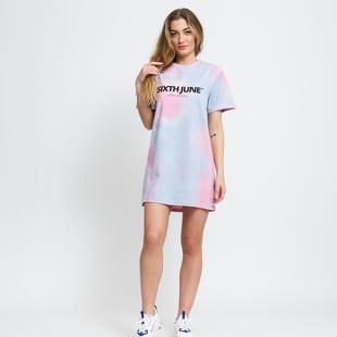 Sixth June W Tie Dye T-Shirt Dress
