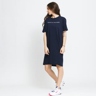 Tommy Hilfiger RN Dress Half Sleeve C/O