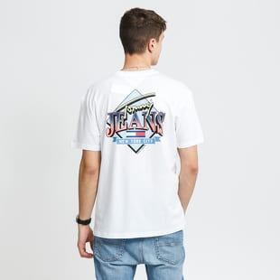 TOMMY JEANS M Diamond Back Logo Tee