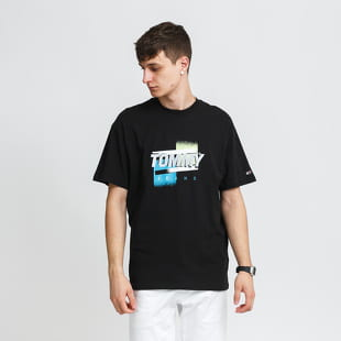 TOMMY JEANS M Faded Color Graphic Tee
