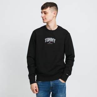 TOMMY JEANS M Lightweight Tommy Crew