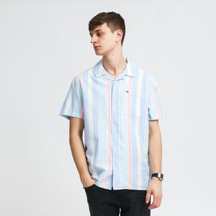 TOMMY JEANS M Stripe 1 SS Shirt