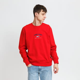 TOMMY JEANS M Timeless Tommy Crew