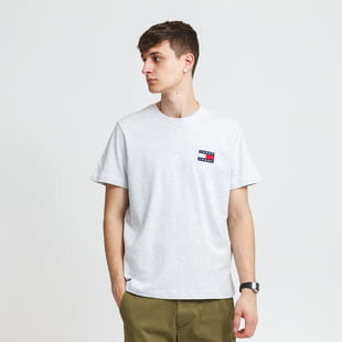 TOMMY JEANS M Tommy Badge Tee