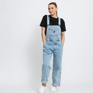 TOMMY JEANS W Denim Dungaree