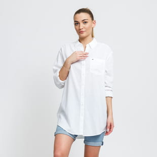 TOMMY JEANS W Relaxed Long Shirt