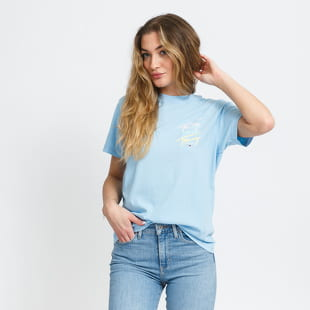 TOMMY JEANS W Repeat Script Tee