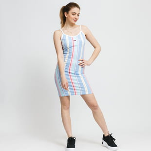 TOMMY JEANS W Stripe Strap Dress