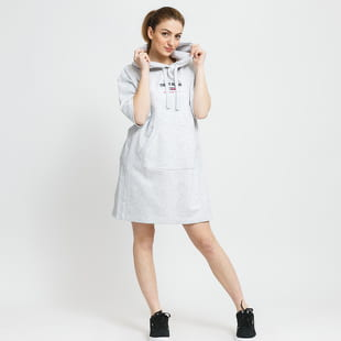 TOMMY JEANS W Timeless Script Hoodie Dress