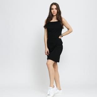 Urban Classics Ladies Short Spaghetti Pique Dress