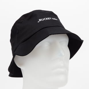 Urban Classics Lettered Bucket Hat