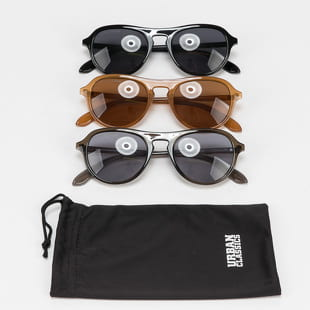 Urban Classics Sunglasses Kalimantam 3-Pack