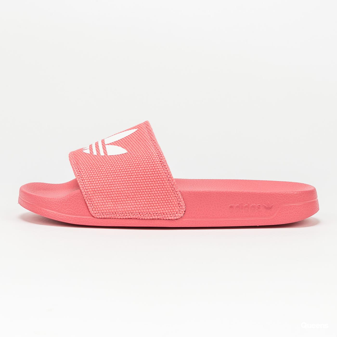 adidas Originals Adilette Lite W hazros / ftwwht / hazros