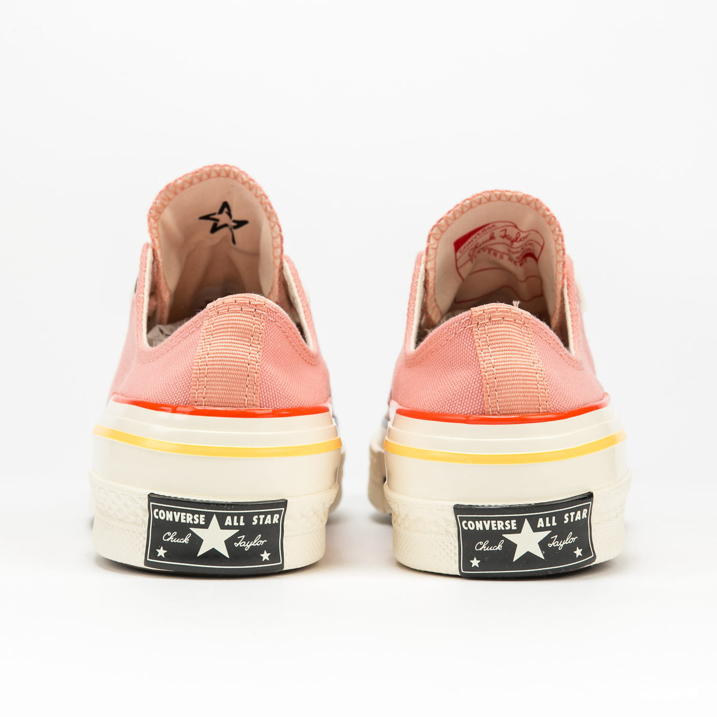 Converse Chuck 70 OX pink quartz / bright poppy / egret