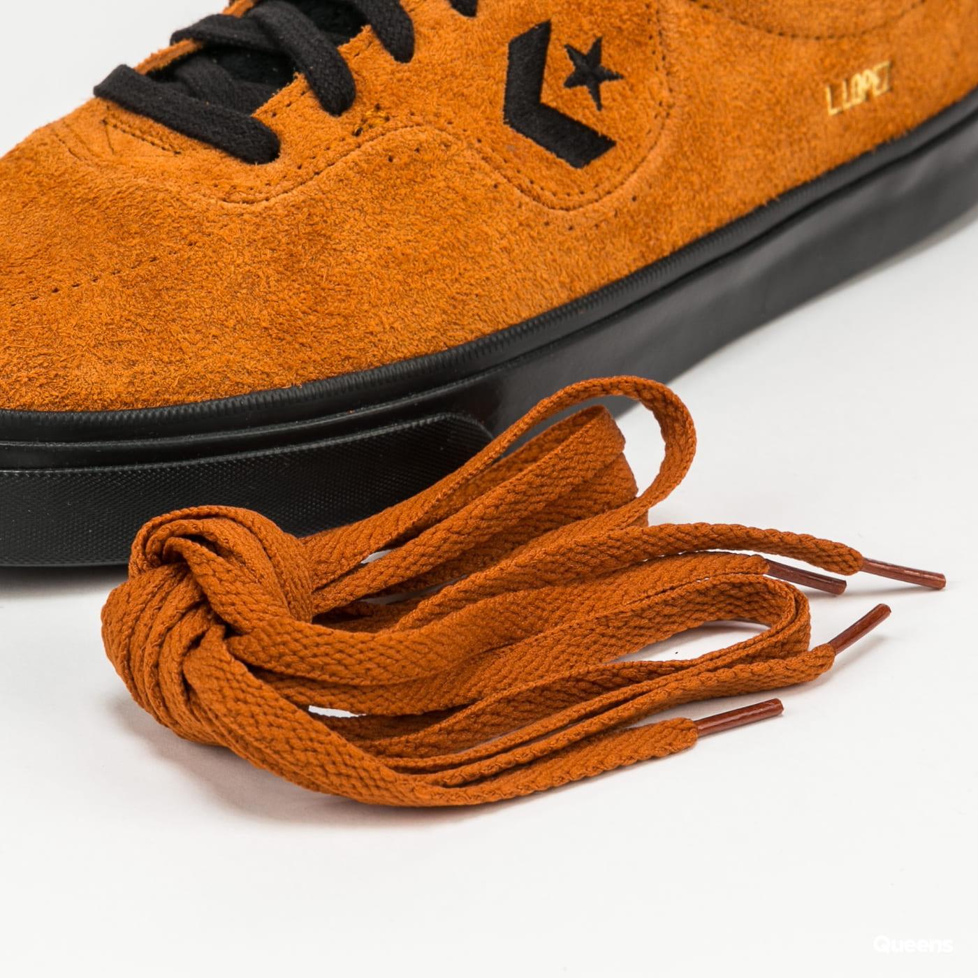 Converse Louie Lopez Pro OX amber sepia / black / black