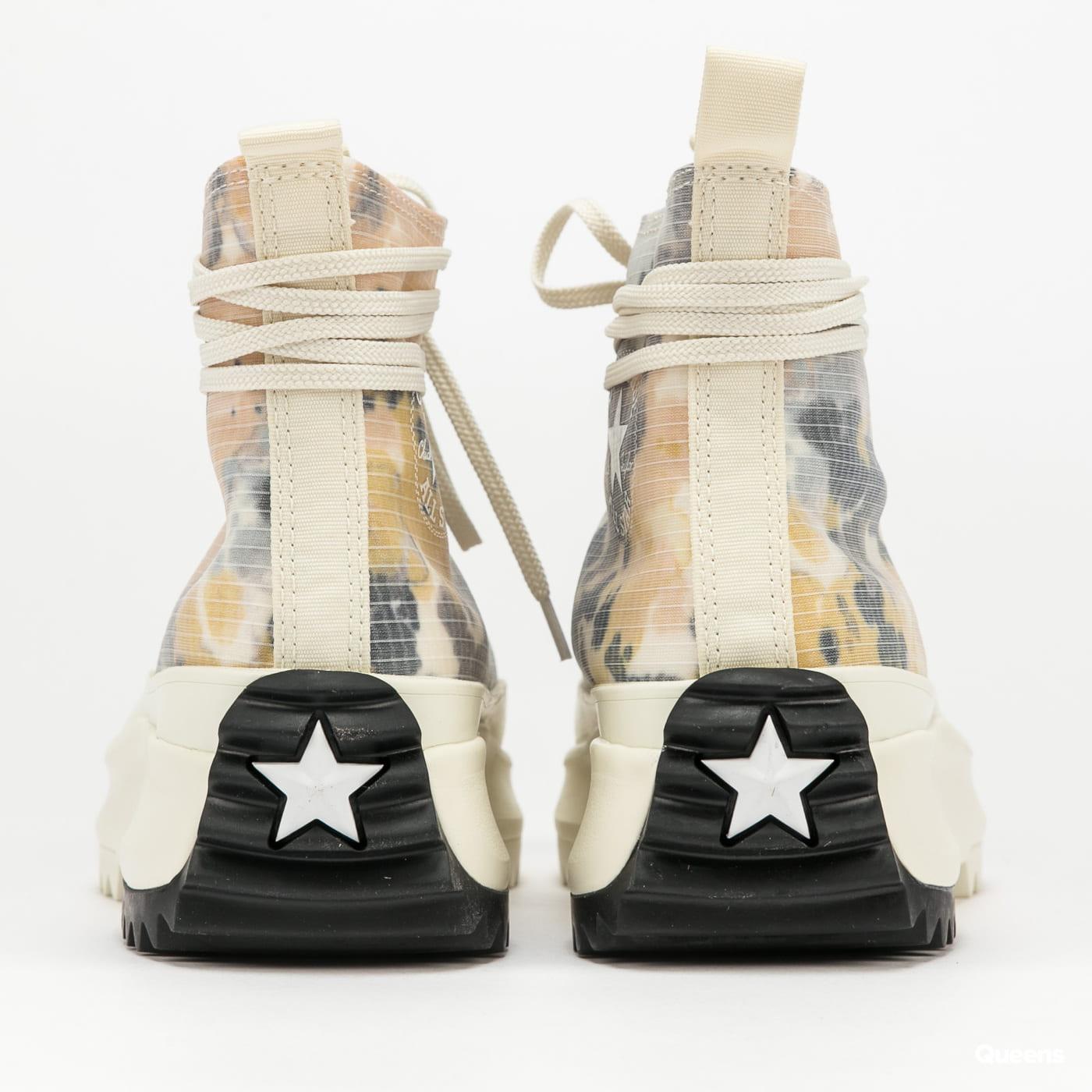 Converse Run Star Hike Hi egret / white / black