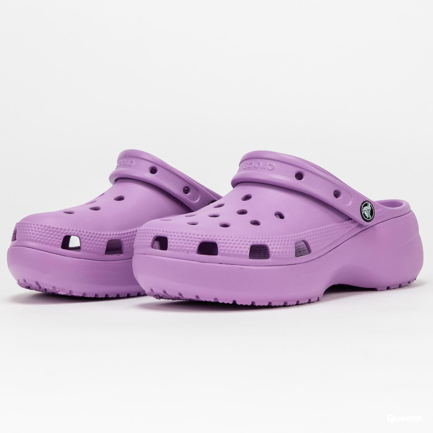 Crocs Classic Platform Clog W orchid
