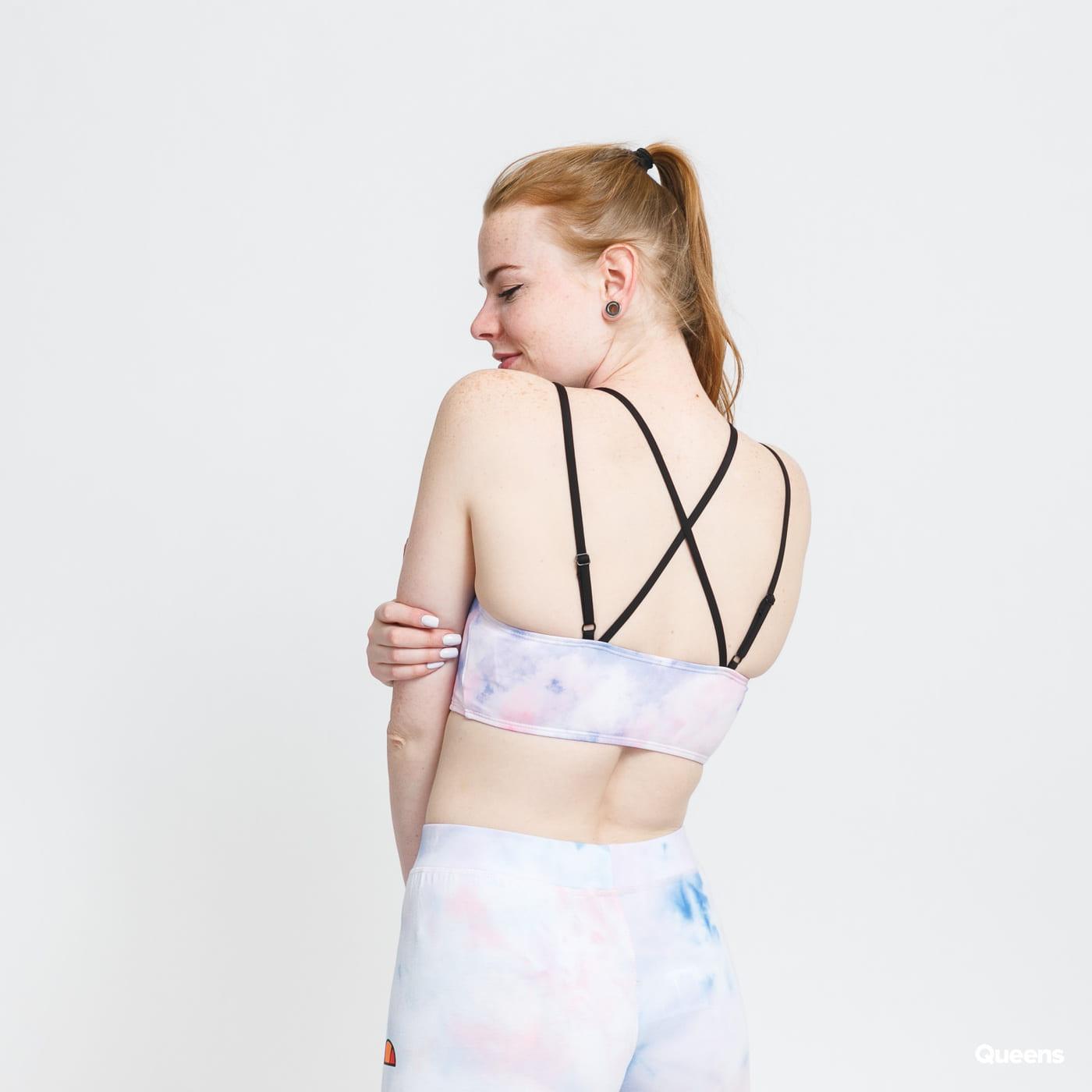 ellesse Rosca Bikini Top pink / navy