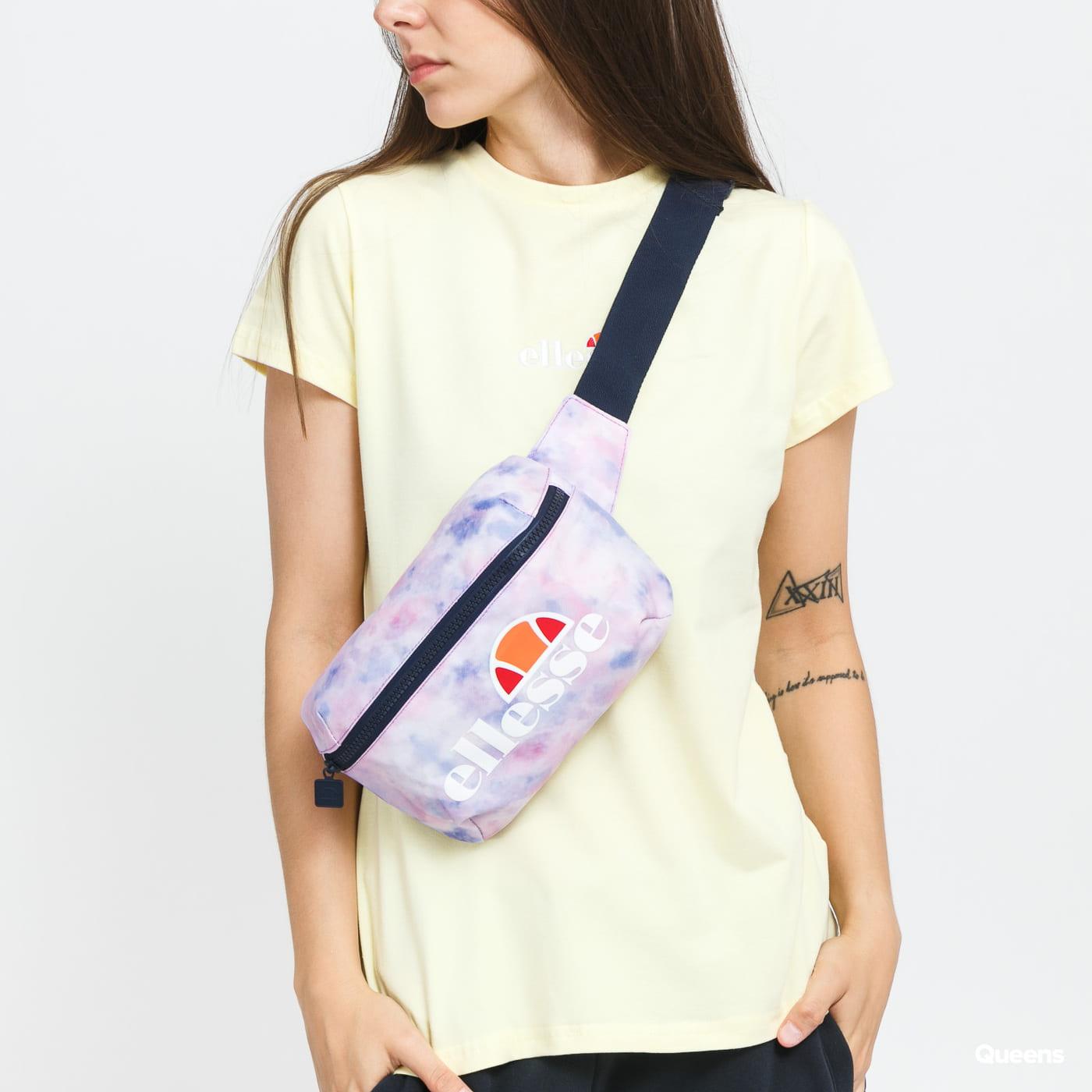 ellesse Rosca Cross Body Bag pink / navy
