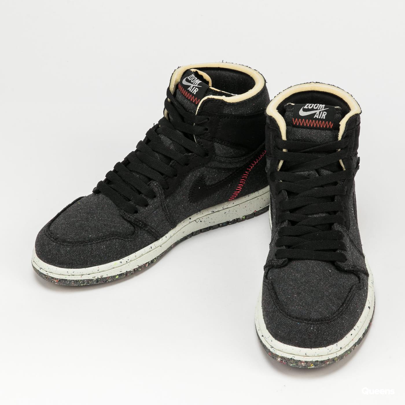 Jordan Air Jordan 1 High Zoom Air black / flash crimson - wolf grey