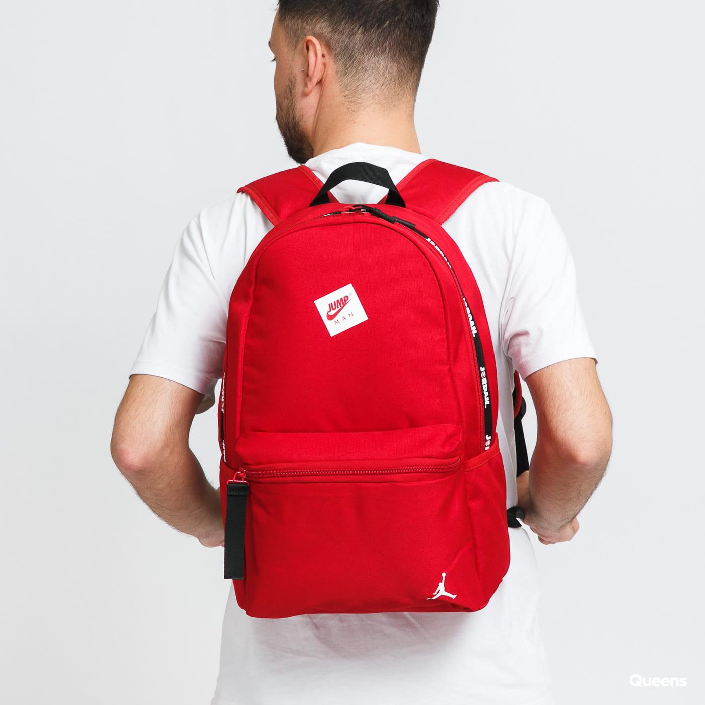 Jordan Jumpman Daypack Backpack red