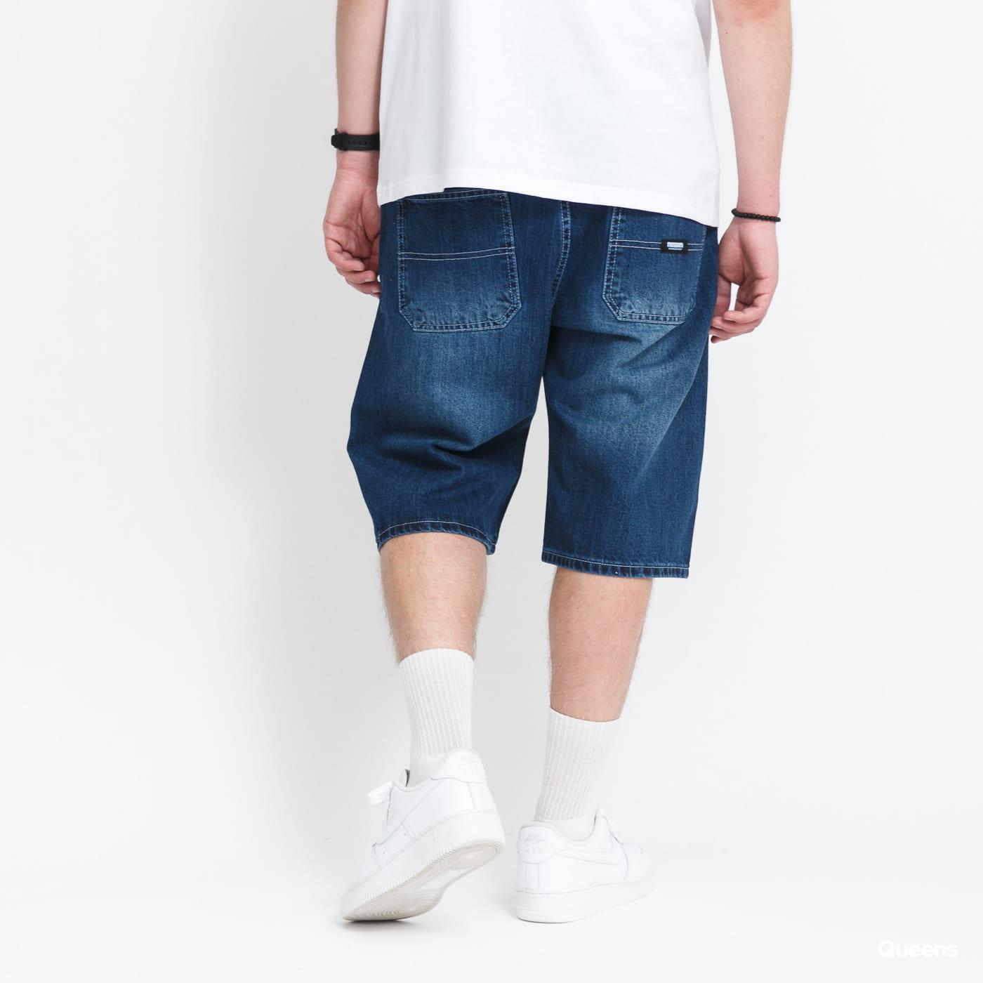 Mass DNM Block Shorts dark blue