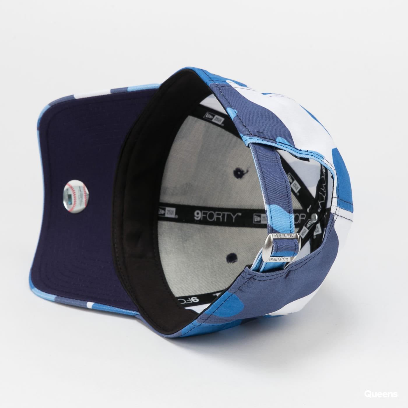New Era 940 MLB Camo Pack NY blue / navy / white