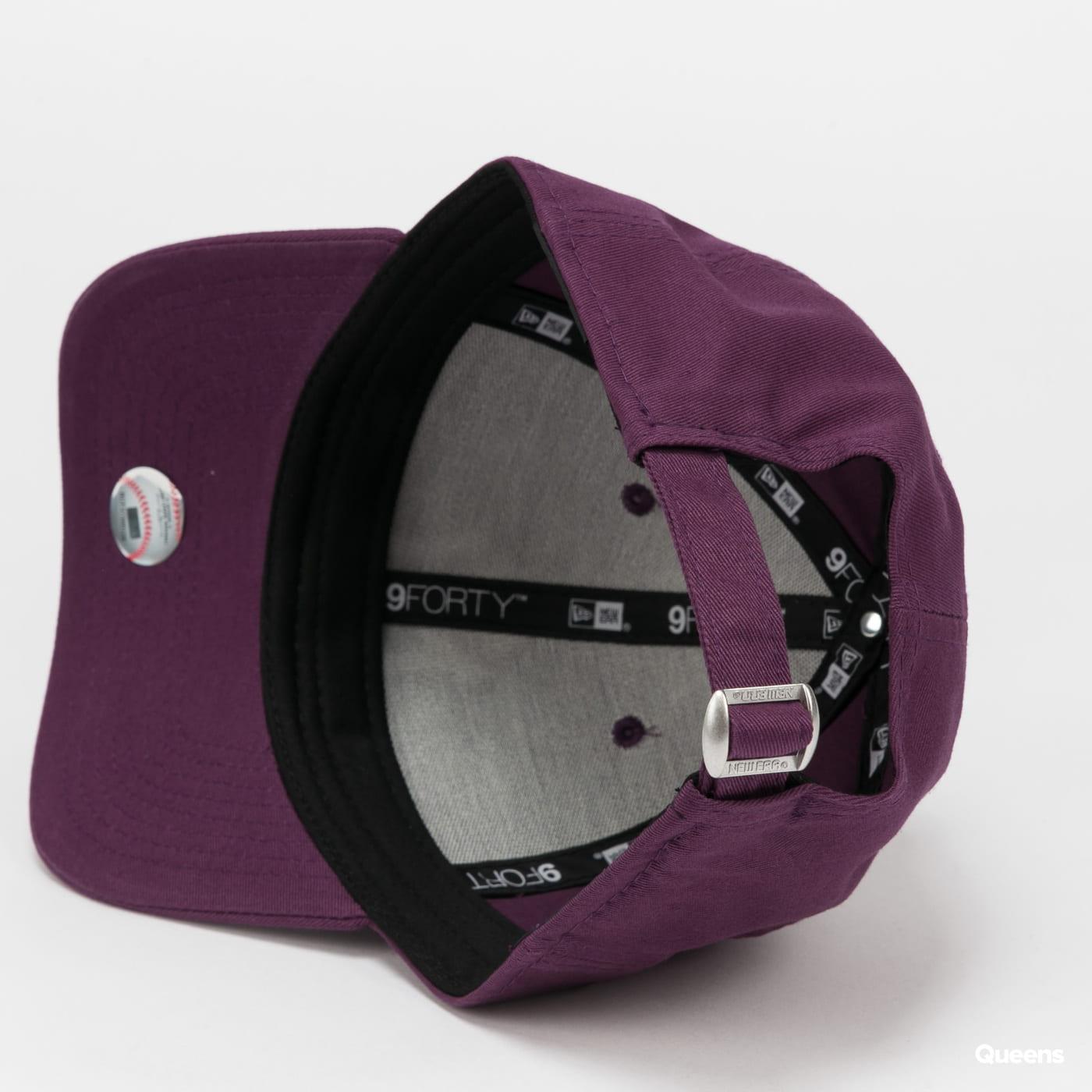New Era 940 MLB Colour Essential NY purple