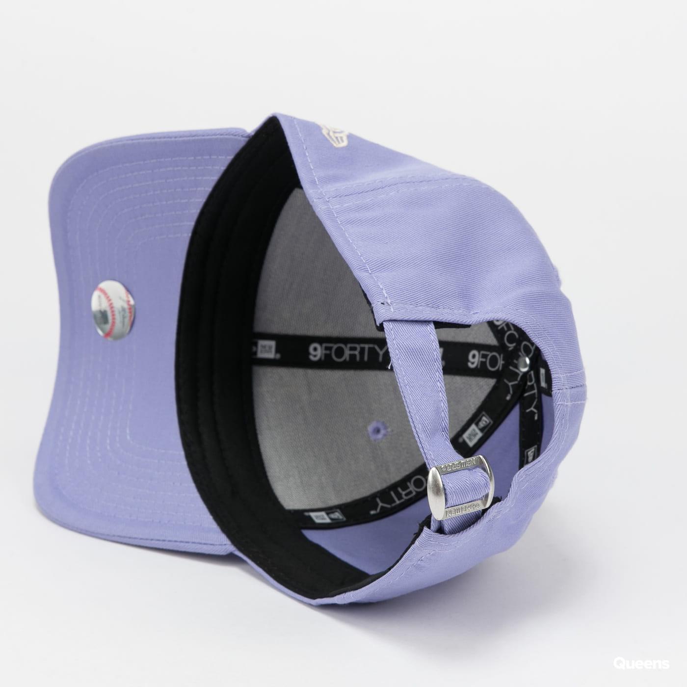 New Era 940W MLB WMNS Camo Infill NY purple