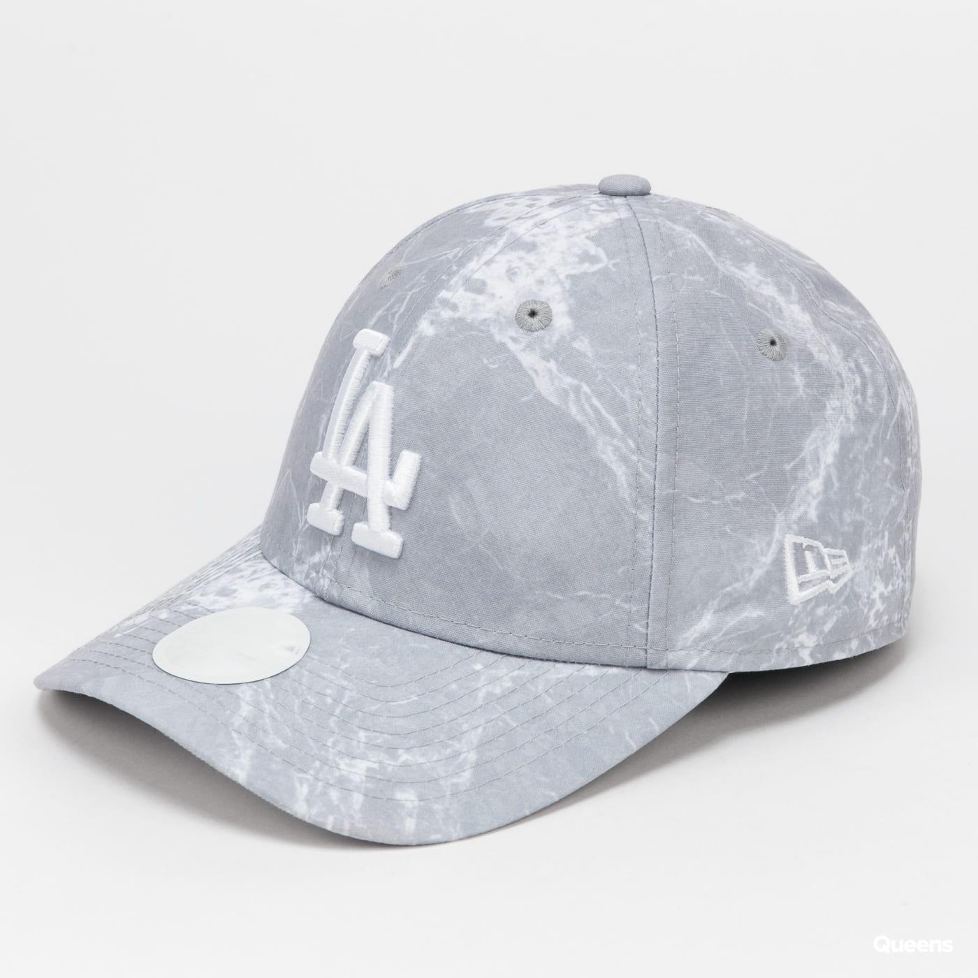 New Era 940W MLB WMNS Marble LA gray / white