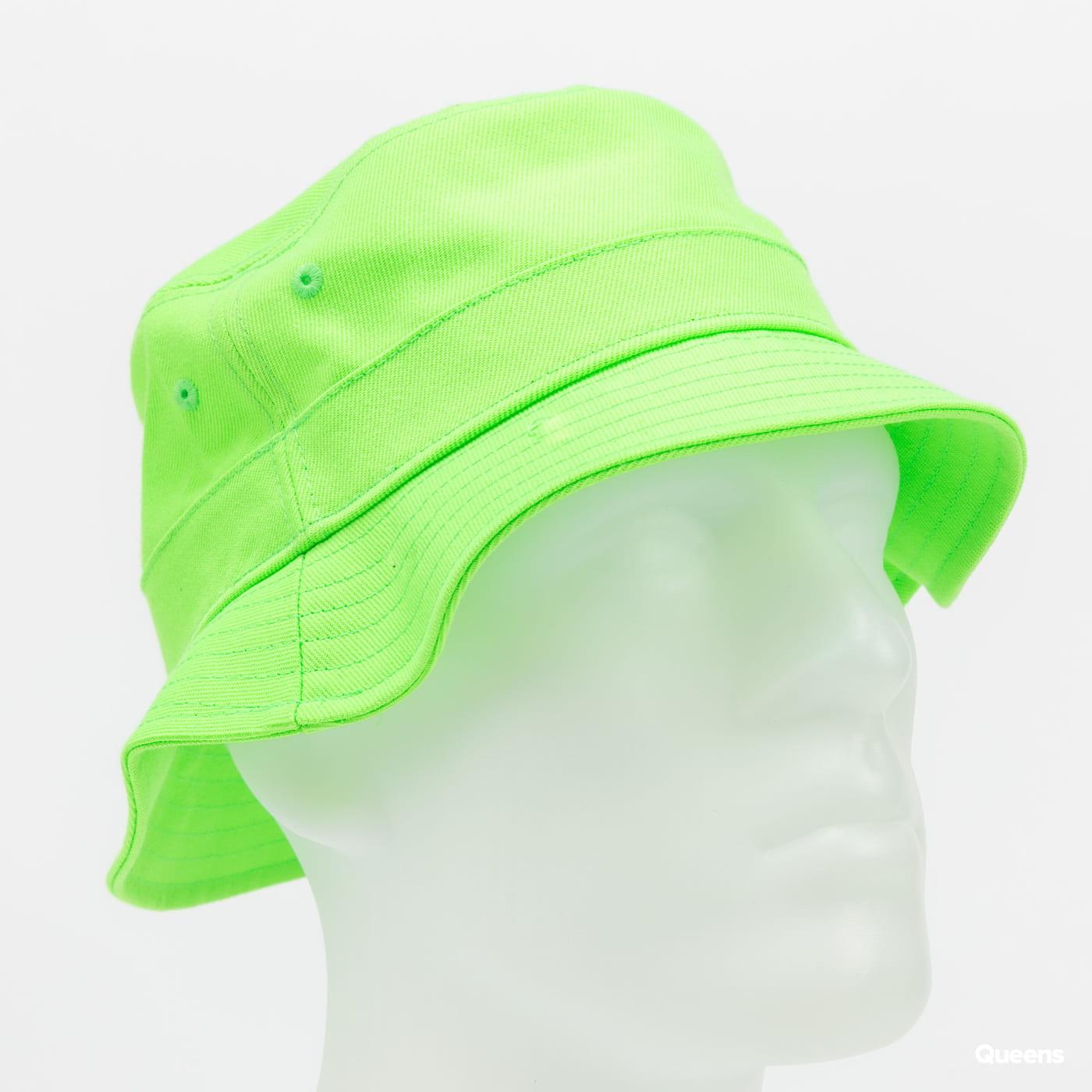 New Era Essential neon zelený