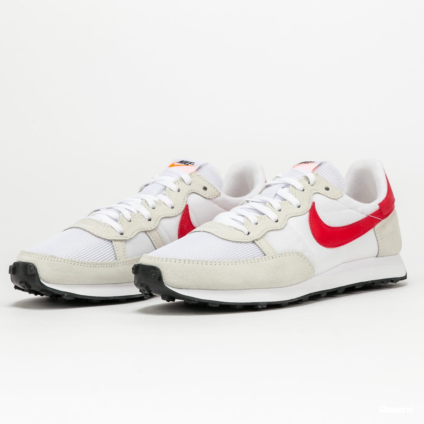 Nike Challenger OG white / university red