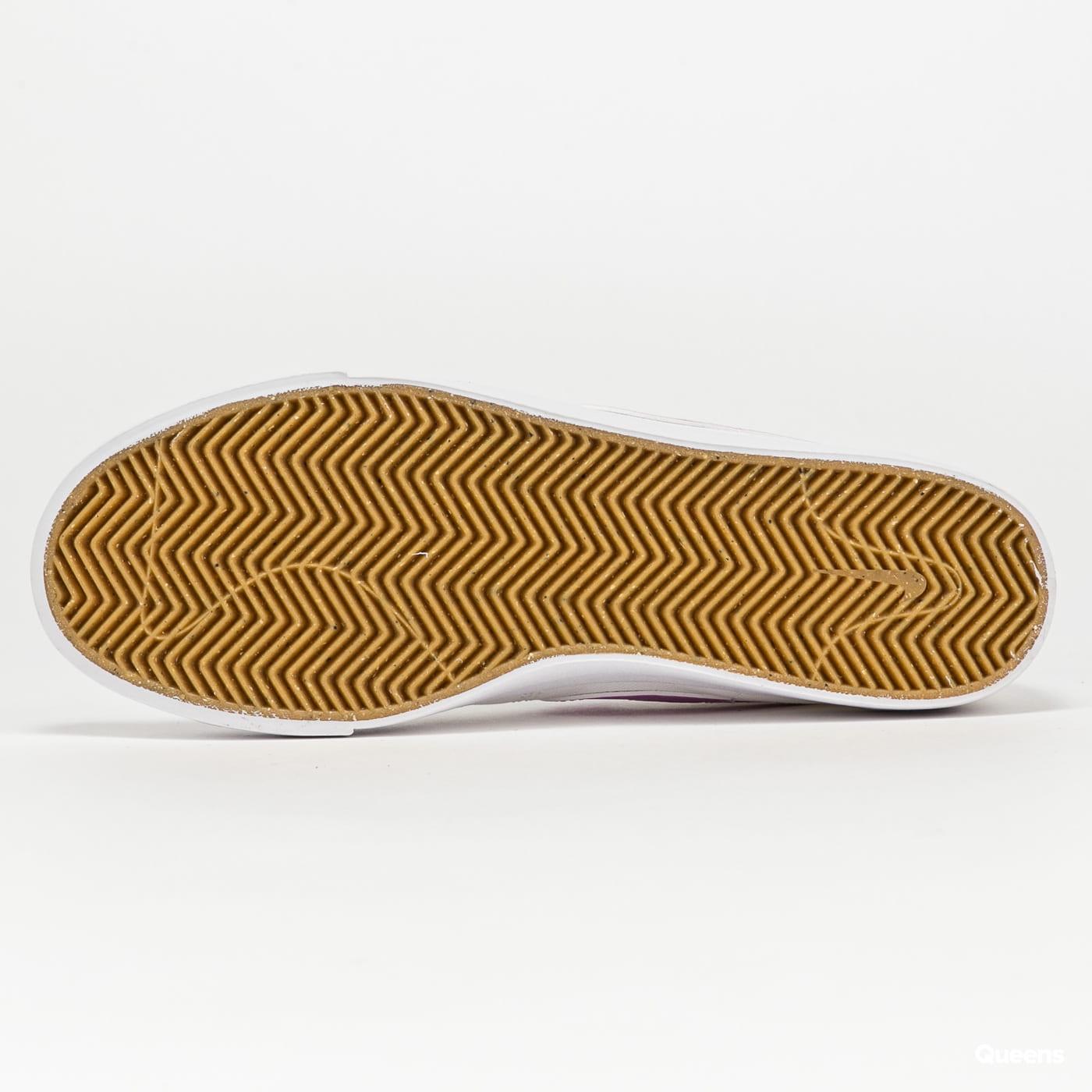 Nike SB Blazer Court white / fuchsia glow - white - white