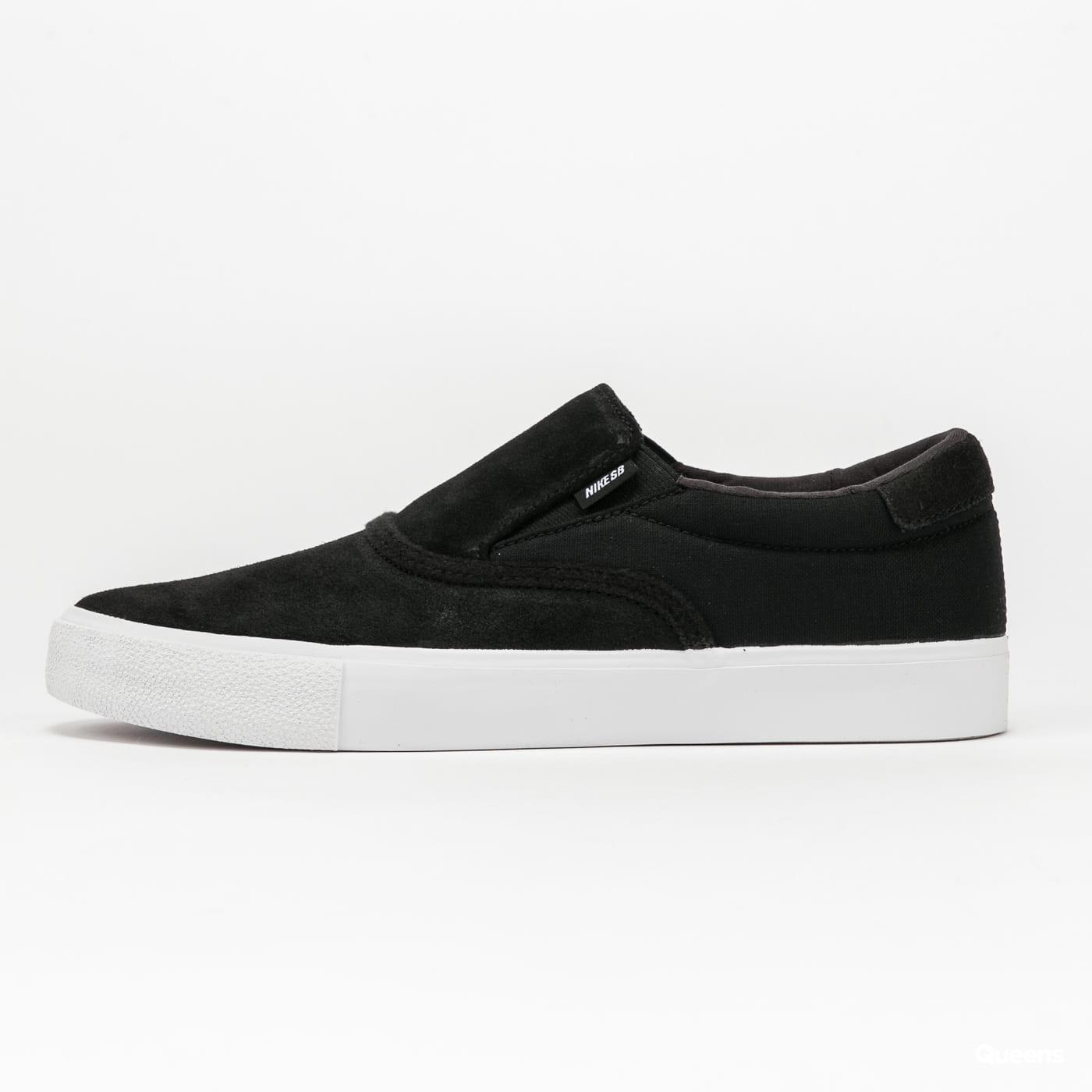 Nike SB Zoom Verona Slip black / white - black