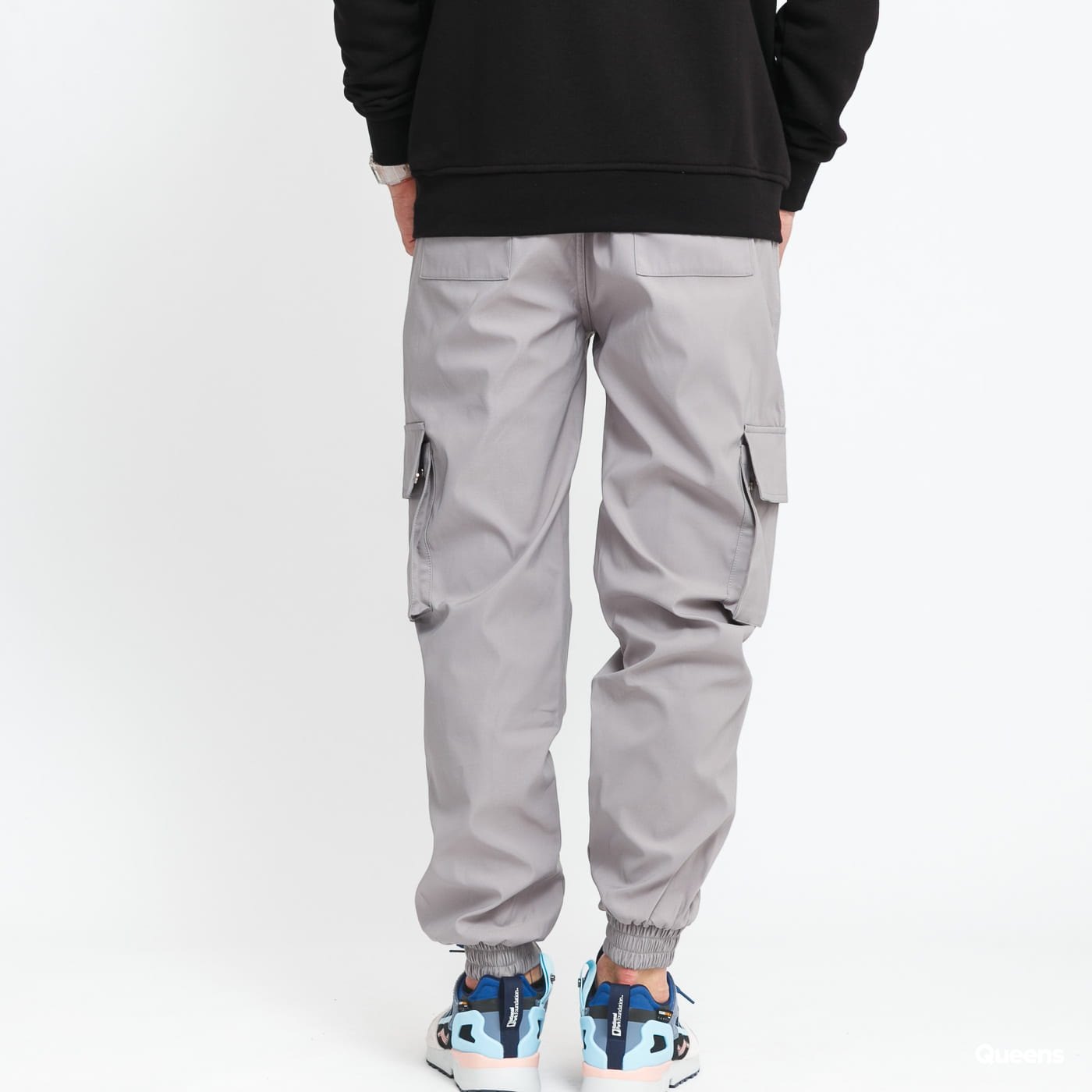 Sixth June Cargo Pants gray