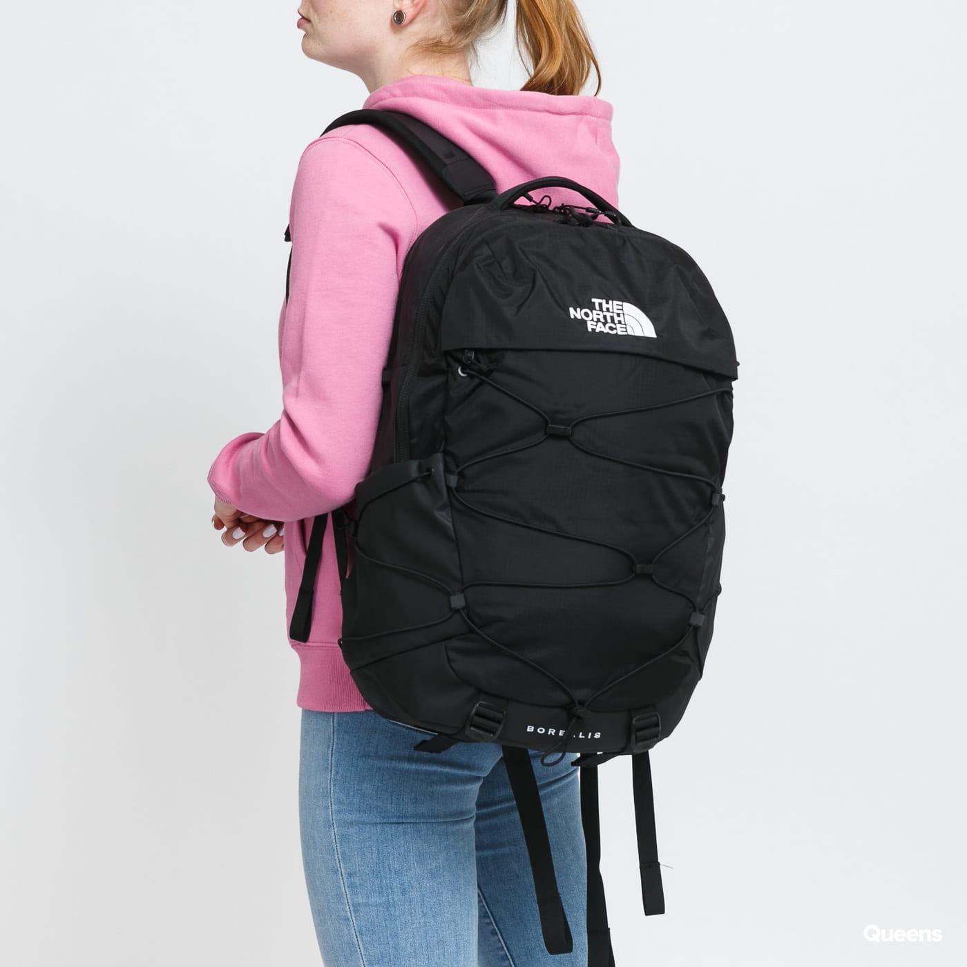 The North Face Borealis Backpack černý