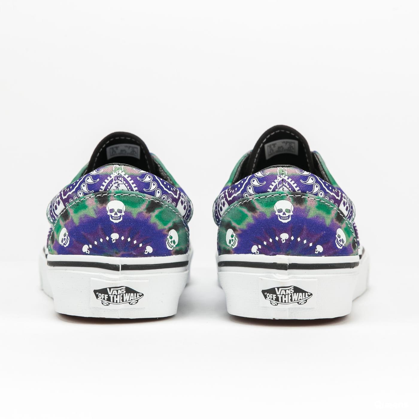 Vans Era (bandana) tie dye / purple
