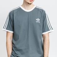 adidas Originals Adicolor Classics 3-Stripes Tee tmavě šedé