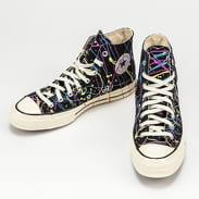 Converse Chuck 70 Hi black / black / hyper magent