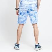 ellesse Bossini Tie Dye Short modré / navy