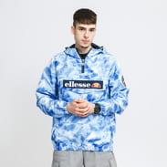 ellesse Mont 2 Tie Dye OH Jacket modrá / navy